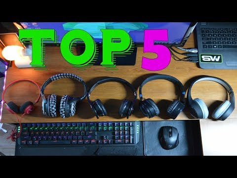 Top 5 Best Budget Headphones Under $50!