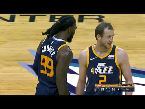 Highlights: Jazz 119 | Hornets 111