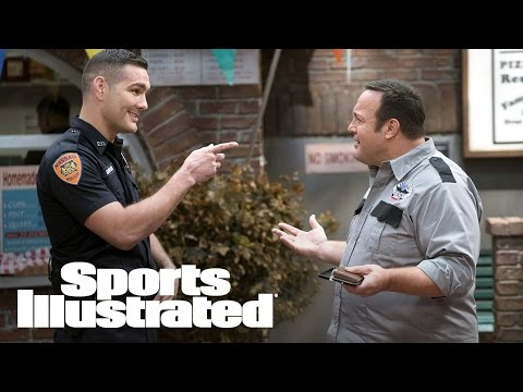UFC: Chris Weidman Tries Chris Tucker, Schwarzenegger & More Cop Lines | SI NOW | Sports Illustrated