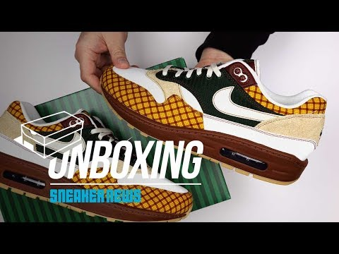 Air Max Susan Unboxing + Review - YouTube