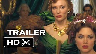 Cinderella TRAILER - Midnight Changes Everything (2015) - Cate Blanchett Movie HD