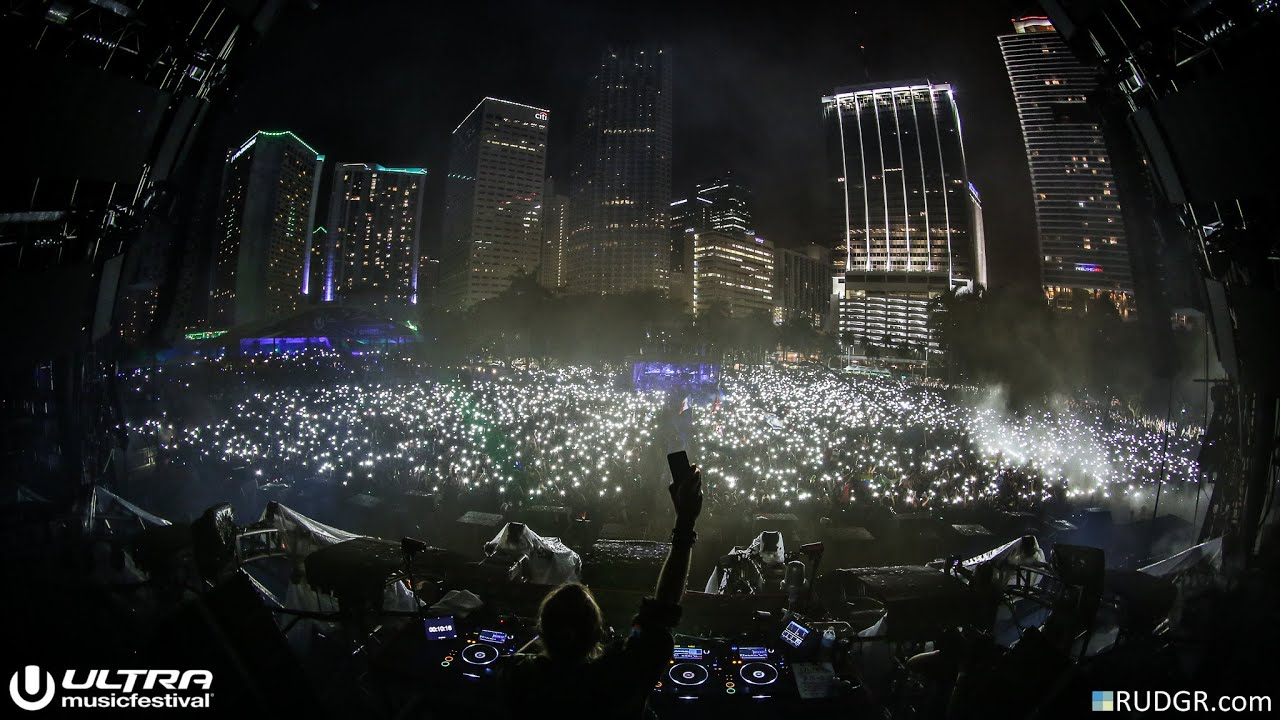 Download David Guetta Miami Ultra Music Festival 2016