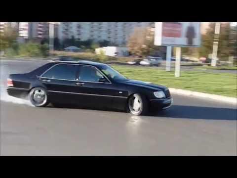 Mercedes W140 S70  AMG [MBS-070]