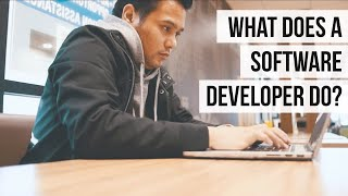What Does A Software Developer Work Day Look Like? | #devsLife
