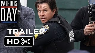 PATRIOTS DAY - OFFICIAL TEASER TRAILER - HD - 2017