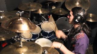 Kin - Coheed And Cambria - Running Free - Drum Cover (Studio Quality)