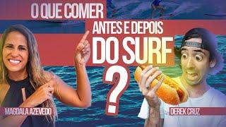 ? LIVE - O que comer antes do Surf? ?