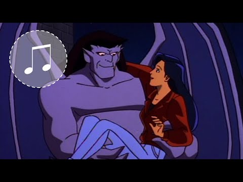 gargoyles soundtrack elisa and goliath season one theme