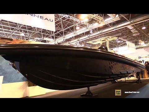 2019 BSK Marine Skipper Desire 1200 Inflatable Boat - Walkaround - 2019 Boot Dusseldorf