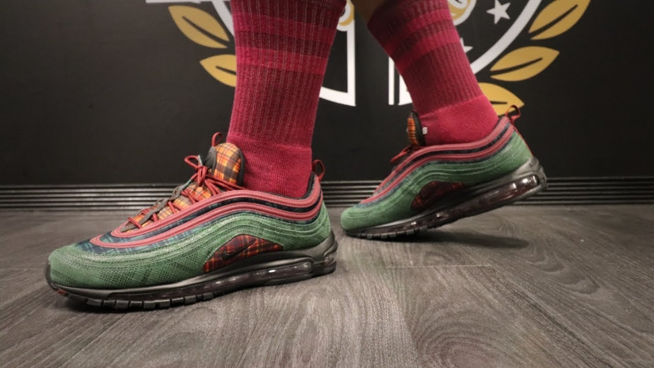 Air Max 97 Nrg Jacket Pack On Foot Youtube