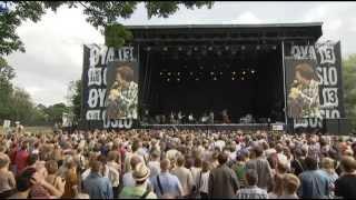 Tønes - Øyafestivalen 2013