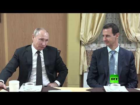 ماذا قال الأسد عن العميد سهيل الحسن؟  - نشر قبل 2 ساعة