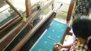 Pembuatan Songket Melayu