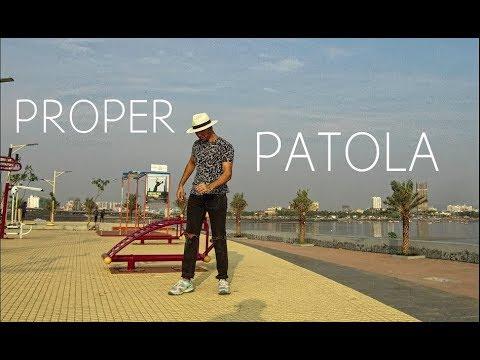 Proper Patola   Dance - Poppin Ticko
