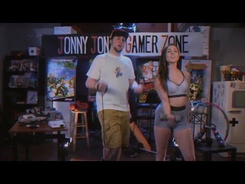 POW! Jonny Jon's Gamer Zone-JonTron: Weird Workout Videos