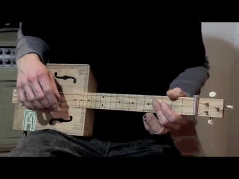 Blues Box Guitar Exercise 2