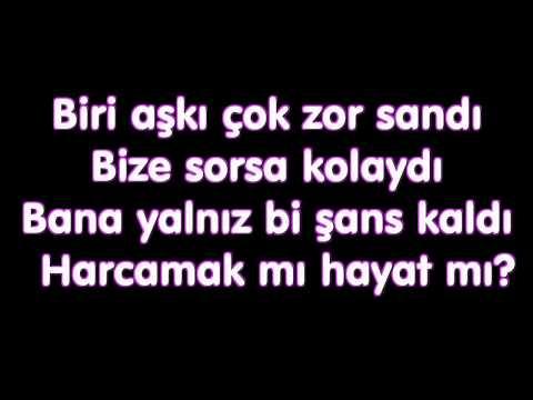 Hande Yener - Hasta (Lyrics) Sarkı Sözu