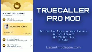 Truecaller Gold Apk Mod