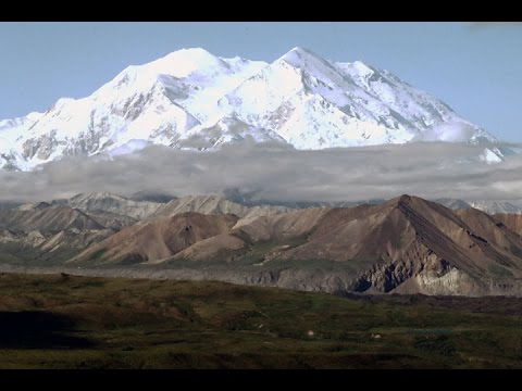Denali/Mt McKinley, Alaska: Some Good Ways to view highest mountain in the U,S,A,  National Park