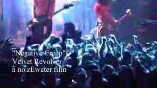 Negative Creep de Nirvana interpretada por Velvet Revolver.