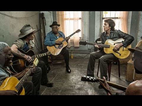 Johnny Depp & Paul McCartney epic blues