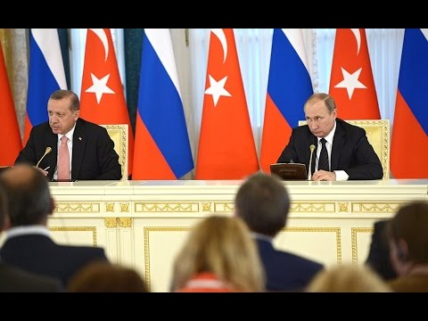 NEXT Major Military Move in Today's End Times: --TURKEY towards ISRAEL