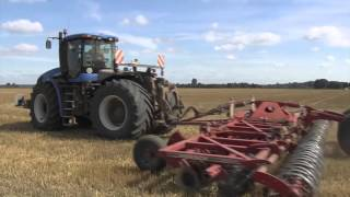 TraktorTV Folge 54 - New Holland T9
