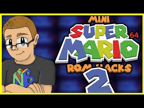 Mini Super Mario 64 ROM Hacks 2 - Nathaniel Bandy
