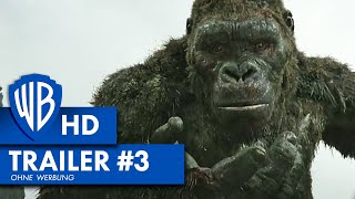 Kong: Skull Island - Rise of the King Offizieller Trailer #3 Deutsch HD German (2017)