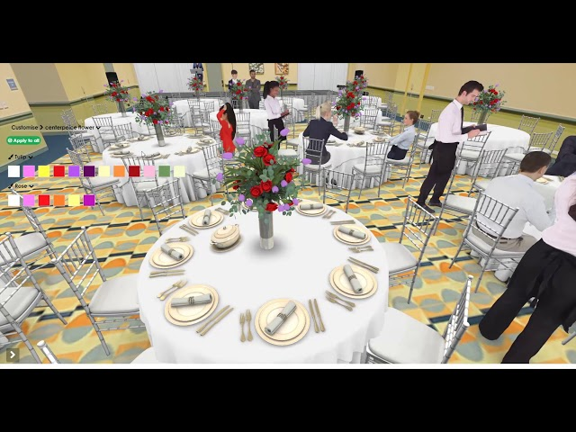 Wedding Banquet CPQ App