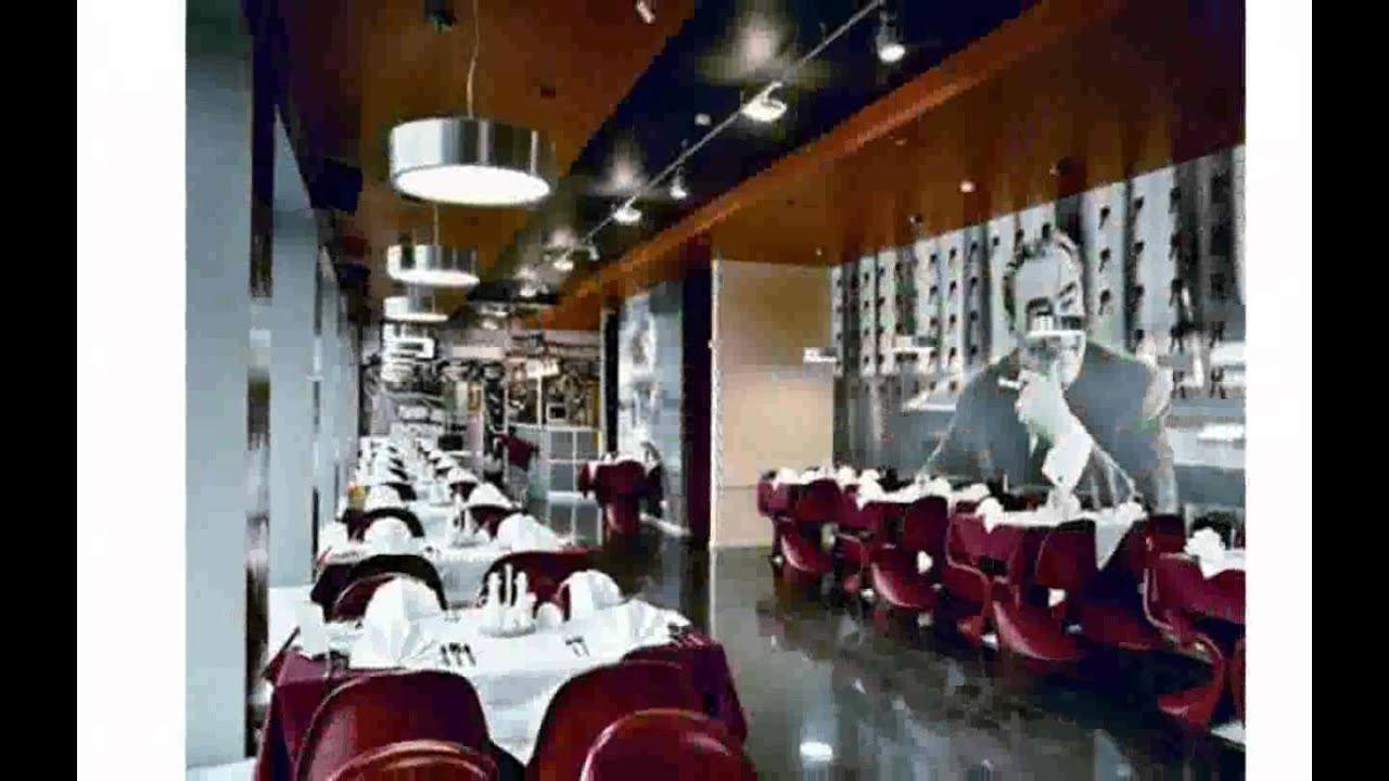 modern restaurant design - youtube