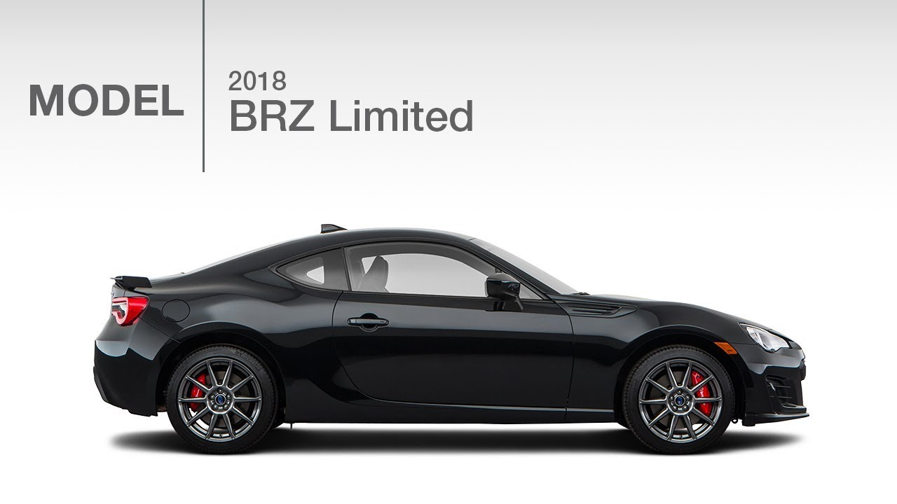 2018 subaru brz limited | model review - youtube