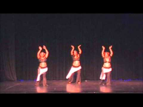 Desert Lotus Tribal at Hermosa Beach Playhouse in The Art of Belly Dance - Ancient To Modern Part 2