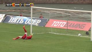 Shirak vs Gorica full match