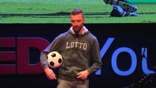 Football save | il futuro del calcio morgan de sanctis tedxyouth@trastevere