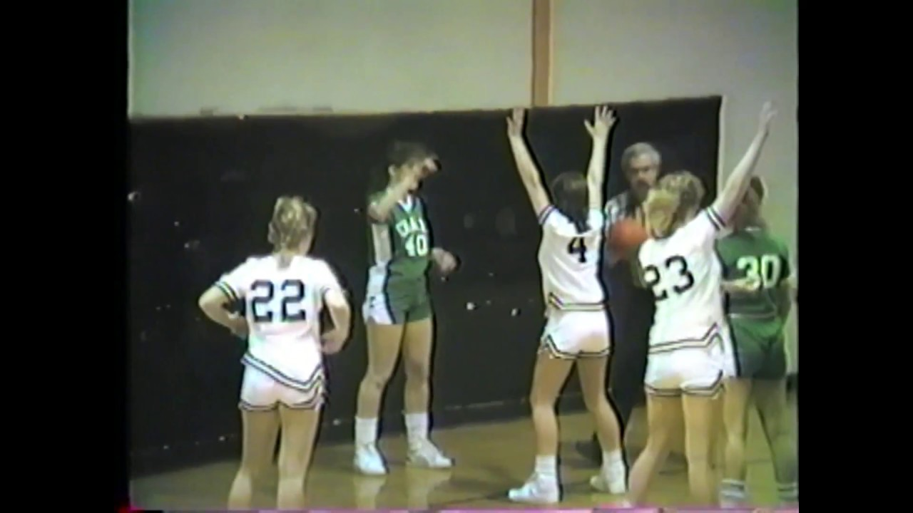Chazy - Crown Point Girls  1-8-87
