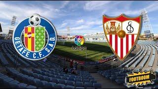 Прогноз на матч Чемпионата Испании Хетафе - Севилья  смотреть онлайн бесплатно