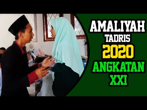 AMALIYAH TADRIS 2020 | Program Niha'ie Pesantren Modern Ummul Quro Al-Islami