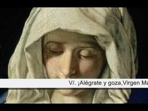 Reyna del cielo Regina Coeli en Español