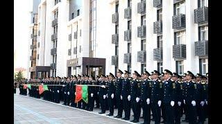 Polis Akademiyasında növbəti buraxılış mərasimi keçirilib