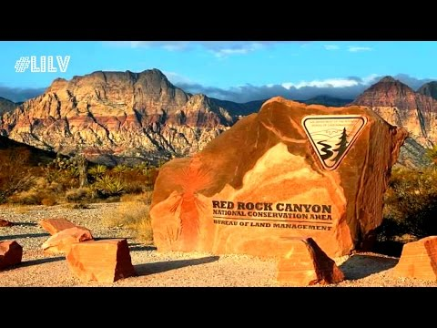 The Scenic Loop at Red Rock Canyon 2017!