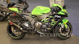 2018 Kawasaki Ninja ZX-10R - new sport bike