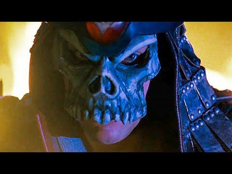 MORTAL KOMBAT Full Movie X & 9 All Cutscenes REMASTERED