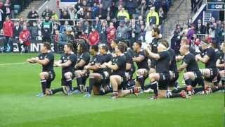 The Haka meets Swing Low