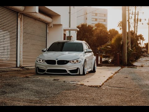 Bagged BMW M3   @Jbbrock2 (Short.)