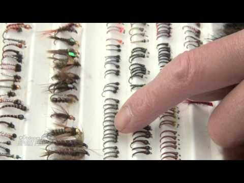 Tackle & Gear - Flyfishing For Rainbows In The Spring