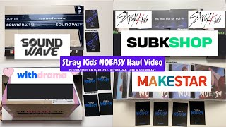 Download I bought Stray Kids album NOEASY from 4 different stores with POBS (Haul Video) ♡