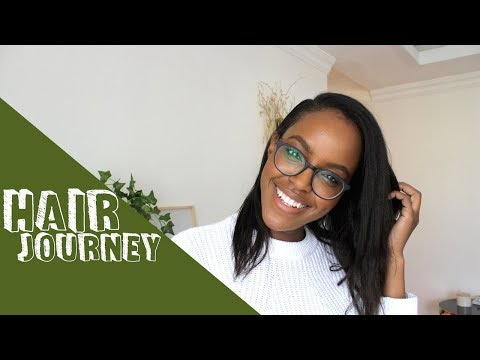 MY HAIR JOURNEY & CURRENT ROUTINE | THIS IS ESSMAS