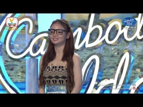 Cambodian Idol Season 3   Judge Audition Week 5   នាក់ ធារី   Saxophone បាត់ស្នេហ៍