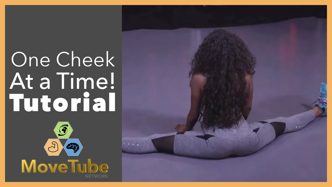 how to twerk one cheek at a time! part 2 - youtube